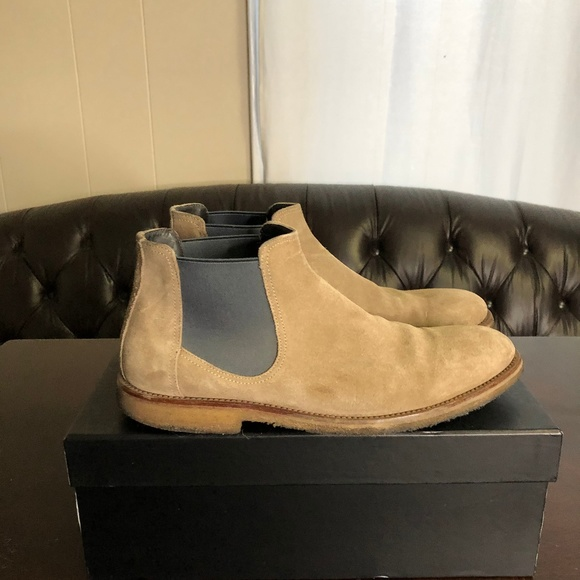 To Boot New York Other - To Boot New York Men's Sullivan Suede Chelsea Boot